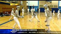 UCSD fencing team slashes the competition