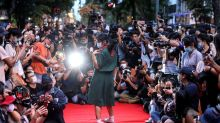 Thai protesters target royal spending at Bangkok rally