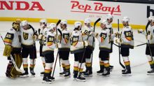 NHL roundup: Knights' Marc-Andre Fleury moves up wins list