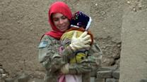 Female U.S. soldiers given special operations in Afghanistan