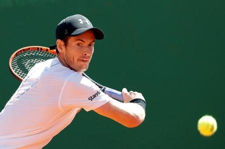 Murray jugará en Barcelona como preparación para Roland Garros