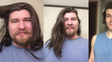 Homem emagrece 31 quilos e se transforma em príncipe da Disney