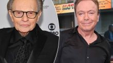Larry King leads tributes to David Cassidy following death