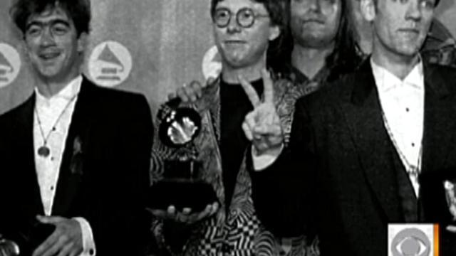 Rock and roll band R.E.M. breaking up