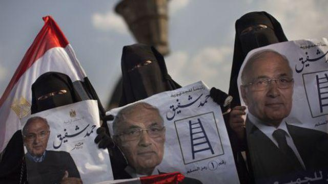 Egypt braces for presidential election results
