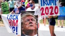 Donald Trump a unit America - împotriva lui