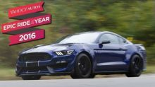 2016 Yahoo Autos Epic Ride Of The Year: Ford Mustang Shelby GT350