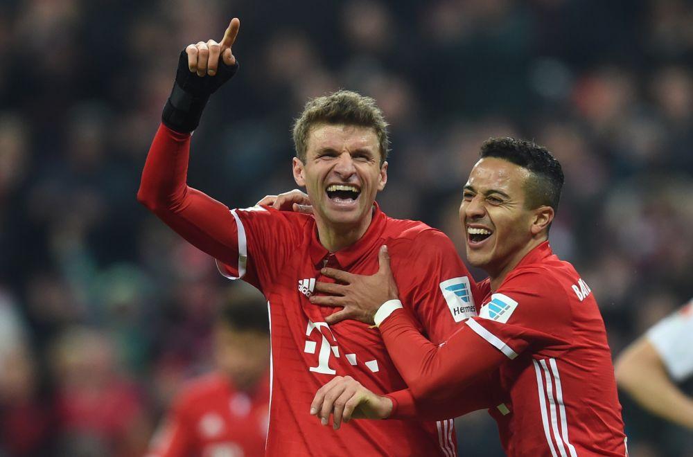 """Müller: """"Rechnen nicht damit, eingeholt zu werden"""""""