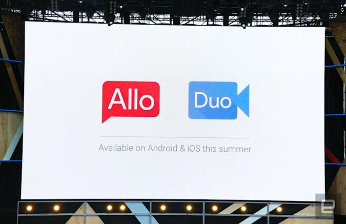 Google isn't abandoning Hangouts for its new chat apps