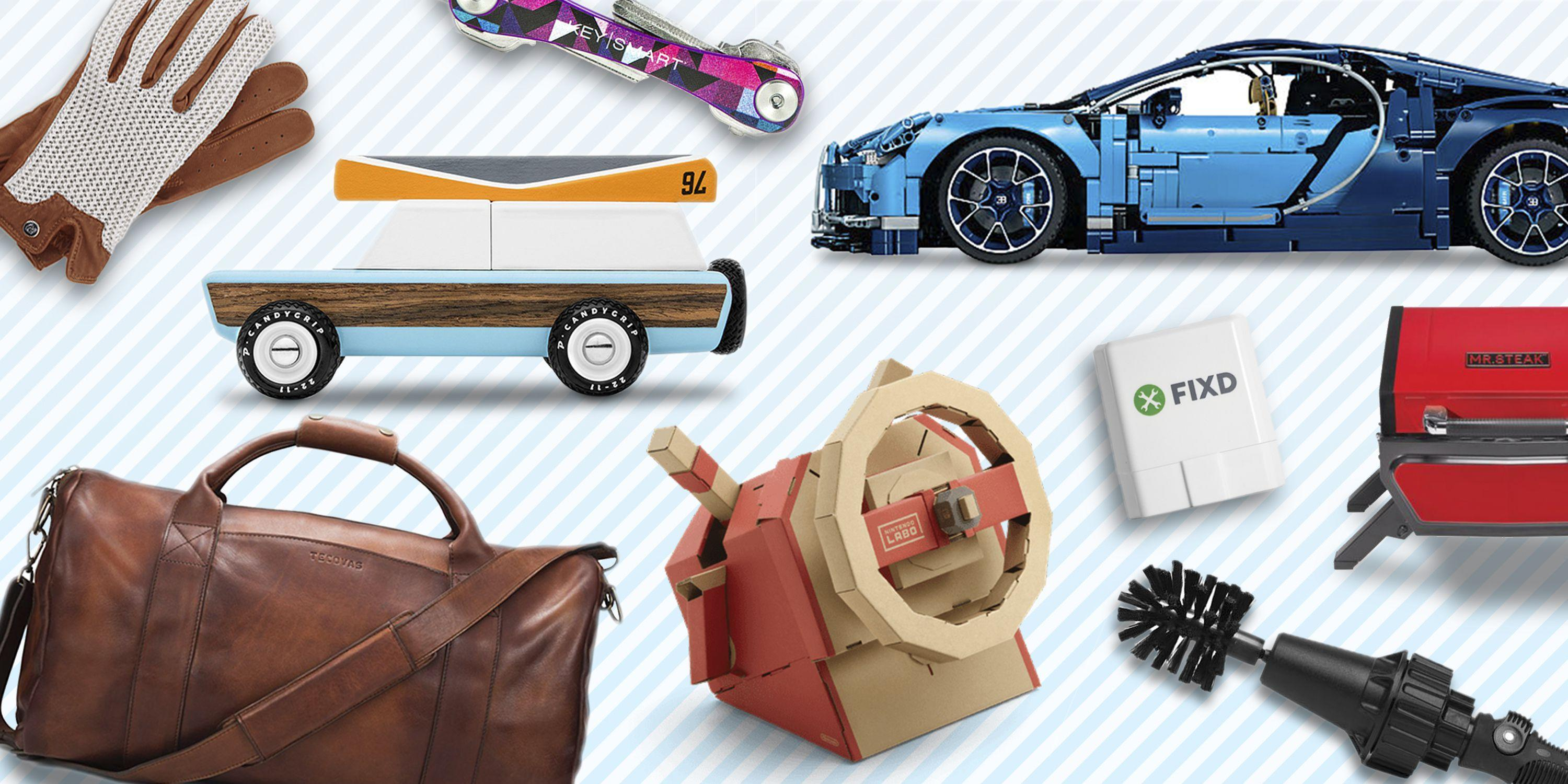 <p>Whether you're shopping for a little something for yourself or looking for a good gift to pick up your autos-obsessed sweetie for Valentine's Day, we've assembled 35 of the coolest gifts to help you get the job done. If your thing is vintage cars, we've got gifts for that. If video games are more like it, yep, we got that, too. There are items here for auto enthusiasts of all kinds, so dig in, click Shop Now, and enjoy a few of our favorite products.<br><br> <em>Additional reporting by Rich Ceppos, Darren Fitzgerald, Daniel Golson, Max Mortimer, Eric Stafford, and Alex Stoklosa.</em></p>
