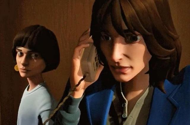 This is what Telltale's 'Stranger Things' game might have looked like
