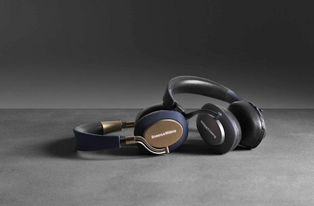 Bowers & Wilkins PX headphones pack adaptive noise cancellation