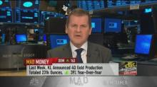 Gold mining CEO says recent industry mergers 'on the righ...