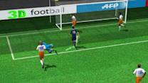 3D Goal: Kevin Gameiro strikes for PSG
