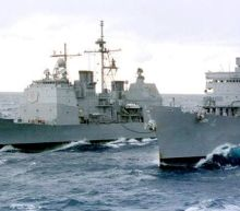 U.S. Navy warship in the Middle East has COVID-19 cases, another ship to run tests