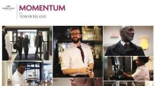 Haute Hospitality: Uniform Collection MOMENTUM By Timo Weiland For Crowne Plaza® Debuts At New York Fashion Week