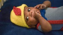Awesome Nurse Knits Tiny Halloween Costumes For Babies In The NICU