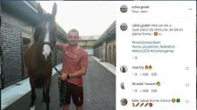 東奧瑞士馬術選手馬隻腳斷裂遭安樂死