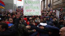 Les efforts diplomatiques pour stopper les combats dans le Haut-Karabakh à la peine
