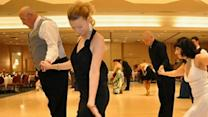 Dancer who lost foot vows to take floor again