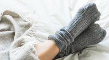 Socks or no socks: Sleep experts solve the age-old debate