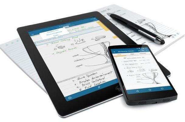Livescribe 3 smartpen now sends your notes to Android devices