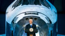 Trump's 5-year moon landing plan has gone off the rails