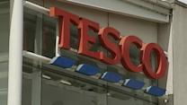 Tesco sales feels the squeeze