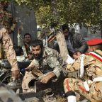 The Latest: UN chief offers condolences over attack in Iran