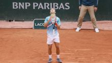 Roland-Garros (H) - Hugo Gaston : « Essayer de m'amuser sur le court »