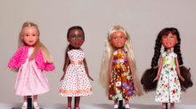 Mum creates her own range of 'real' dolls to counteract unrealistic body ideals of commercial dolls