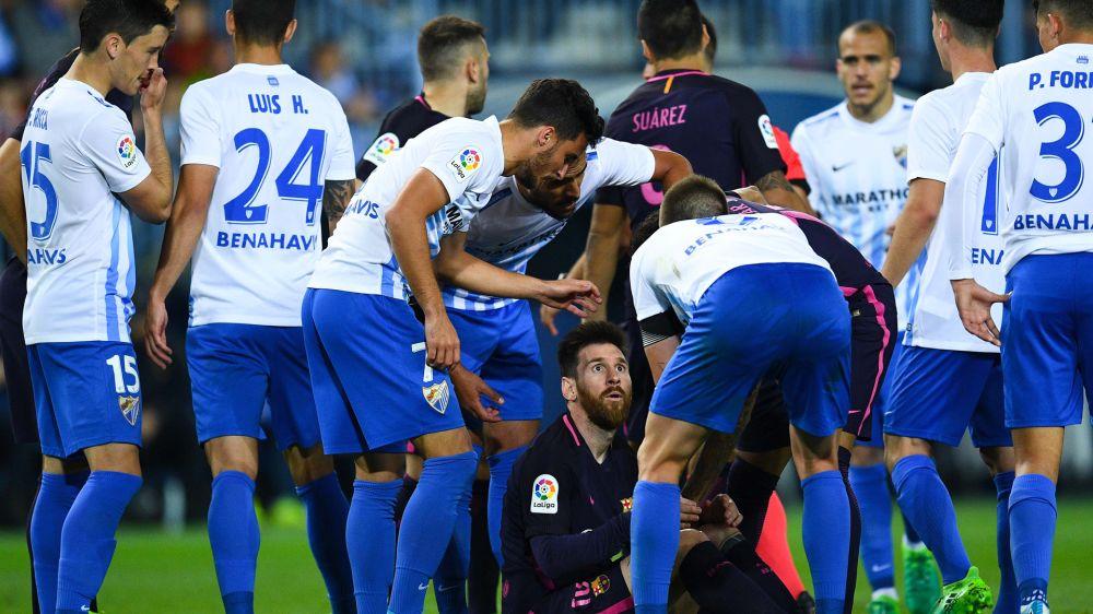 Barca: Beschwerde beim Ligaverband über Malaga