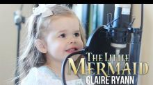 """This Three-Year-Old Sings """"The Little Mermaid"""" Hit Better Than Most Adults Can"""