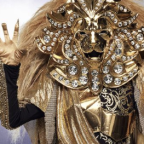 This DIY 'Masked Singer' Lion Costume Will Have You #Winning Halloween This Year