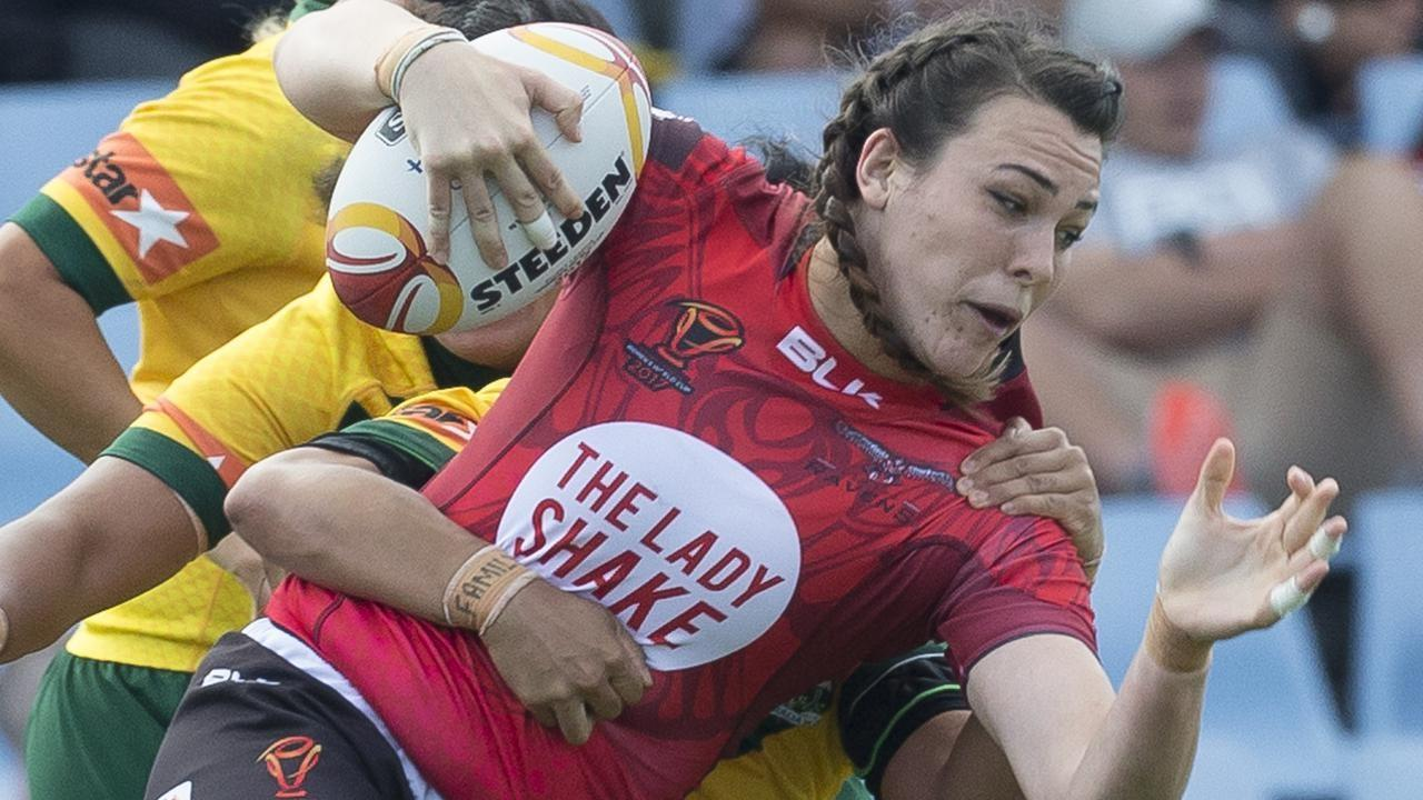 Janai Haupapa Canadian rugby league player