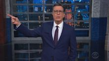 Stephen Colbert sincerely thanks Mitt Romney for 'serving the constitution' over Trump