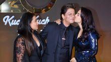 SRK, Kajol, Rani Mukerji Celebrate 20 Yrs of 'Kuch Kuch Hota Hai'