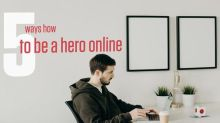 5 ways how to be a hero online