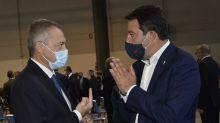 Salvini prova a tirare Bonomi nel fronte anti Conte. Il tentativo fallisce