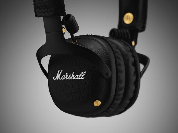 Marshall's new headphones let you jam for (at least) 30 hours