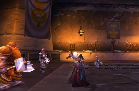 Breakfast Topic: Looking forward to Mists of Pandaria, back on the past
