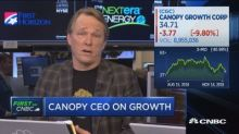 Canopy CEO Bruce Linton on shifting stances on legal mari...