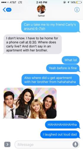 Maria Huff texts