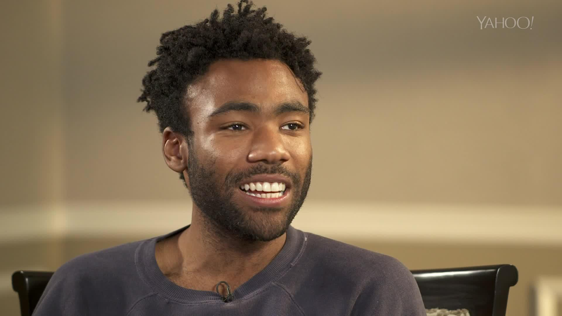 donald glover because the internet