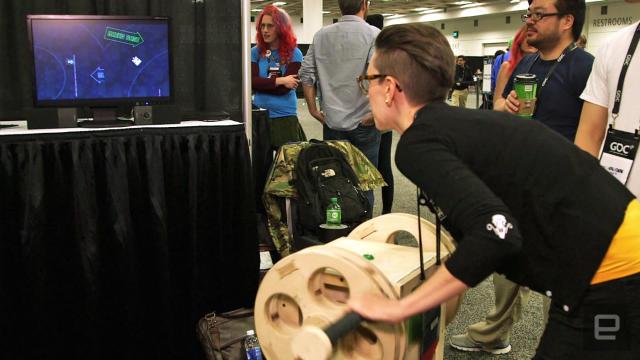 The world of weird video games at Alt.Ctrl.GDC