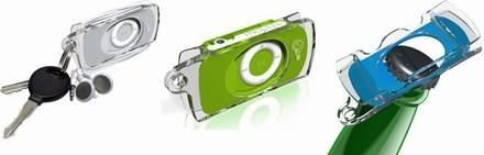Illuminator's first product: the Bevy iPod Shuffle case