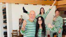 De quarentena com o ex: Demi Moore e Bruce Willis vivem isolamento juntos