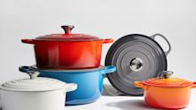 For the first time ever, all Le Creuset cookware and accessories are 20 percent off