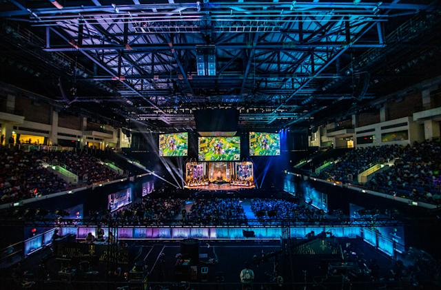 'League of Legends' mid-season tournament canceled due to COVID-19