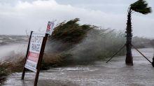 """Alertan de posibles inundaciones """"históricas"""" por el huracán Sally"""